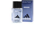 Adidas Eau de Toilette moves for him, 30 ml