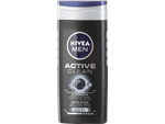 Nivea Showergel Active Clean, 250 ml