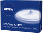 Nivea Soap Creme Care, 100 g
