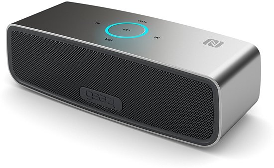 Gear4 PS040SVG HouseParty Mini Bluetooth Speaker