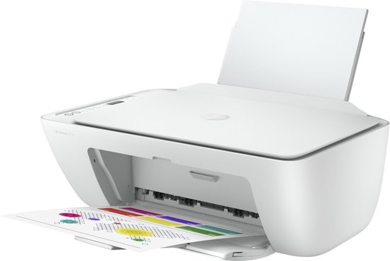 Multifunctional HP DeskJet 2720 wit